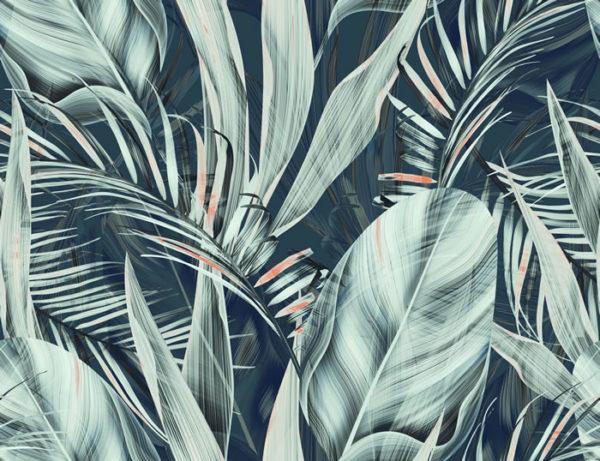 Jungle Fabric Back Drop