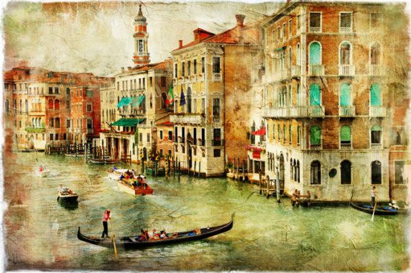 Venice Fabric Back Drop