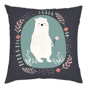 Beaver Cushion