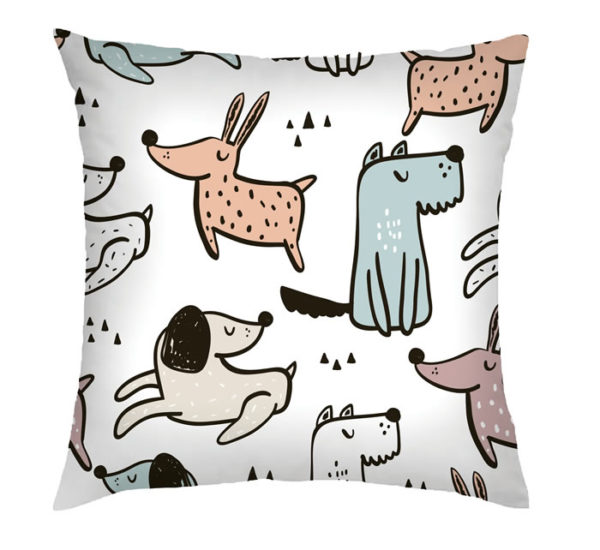 Doggies Cushion