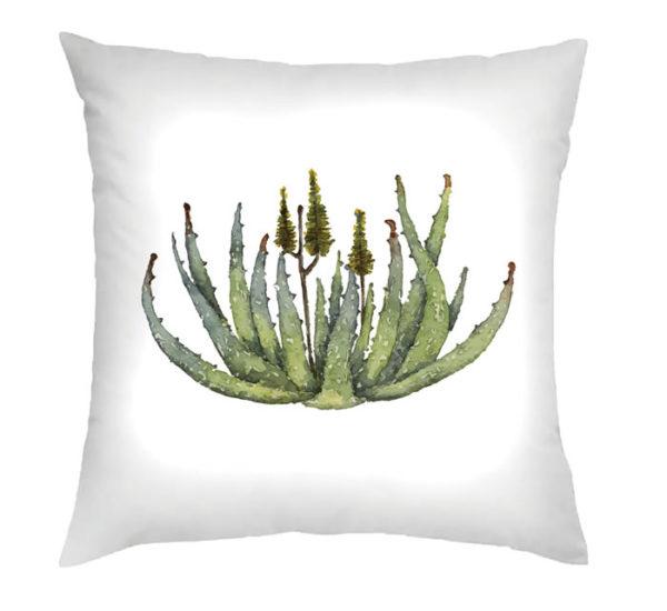 Foliage Plant Cushion