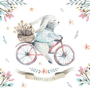 Easter Bike
